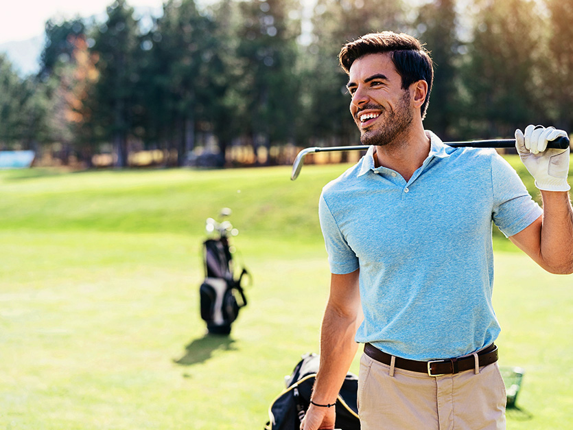 Golf Package at Cotton Court Hotel